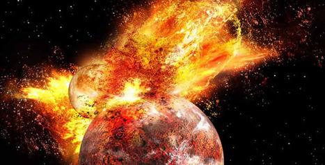 Así lucía la Tierra hace 4 mil millones de años | GeeKeando | Scoop.it