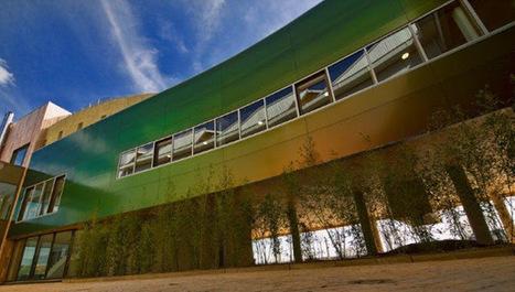 Sustentable & Sostenible: Edificio Bioclimático Envite | Casa ecológica, casa eficiente, casa bioclimática | Scoop.it