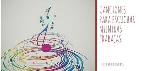 Una lista de música para escuchar mientras trabajas by @angesusu | Pedalogica: educación y TIC | Scoop.it
