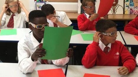 Peake practice - boosting primary science - BBC News   Primary Science and Technology   Scoop.it