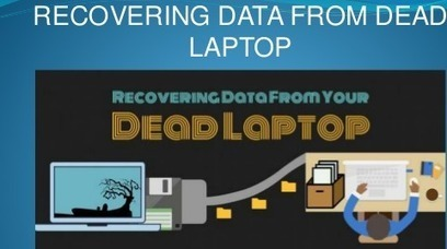 What are the three methods for recovering data?WWW.SELLALAPTOP.COM | How to get cash for laptop | Scoop.it