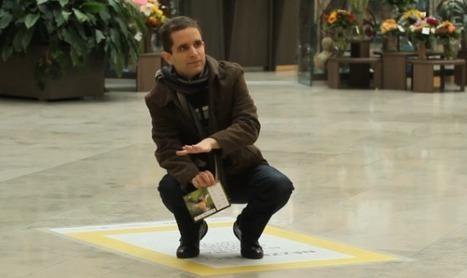National Geographic - Augmented Reality | Fubiz™ | La réalité augmentée | Scoop.it