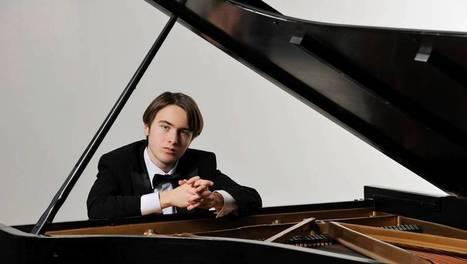 Daniil Trifonov interprète Rachmaninov, Chopin, Scriabine et Strauss   ARTE   Piano   Scoop.it