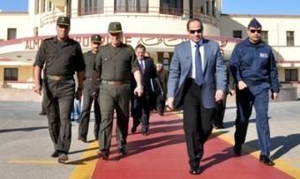 Egypt's El-Sisi in Russia for arms talks | Ya Libnan | World News ... | Egypt Week 4 | Scoop.it