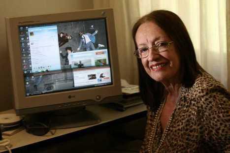 Cómo ayudar a los abuelos a usar nuevas tecnologías - Lanacion.com (Argentina) | planvirtual | Scoop.it