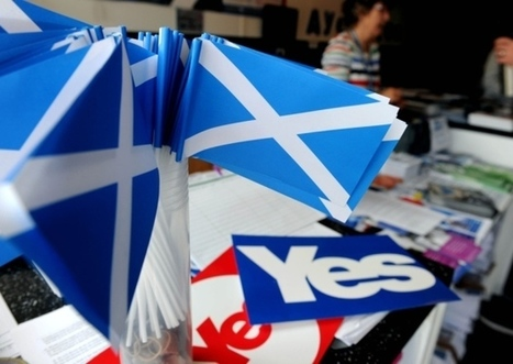 Scots 'more likely to vote' than rest of UK - Scotsman | My Scotland | Scoop.it