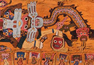 Fuera de Peru: Textiles sustraídos del Perú se exhiben en Suecia | Indumentaria Antigua | Scoop.it