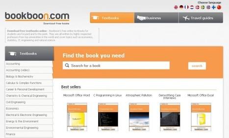 Bookboon – descarga de libros gratis para la universidad, los negocios o sobre viajes | Viajar en carretera gratis | Scoop.it