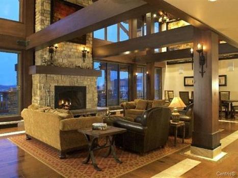 Mont-Tremblant Ski Resort | 166 Ch. au Pied-de-la-Montagne, Mont-Tremblant, QC | Luxury Real Estate Canada | Scoop.it