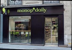 Monoprix mise sur la proximité, change de logo et repense le parcours client | Brand Marketing & Branding [fr] Histoires de marques | Scoop.it