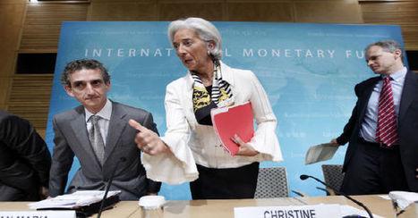 FMI: Recuperación de EUA beneficiará a México - Nota - Finanzas - www.aztecanoticias.com.mx | relacion comercial EUA Y Mexico | Scoop.it
