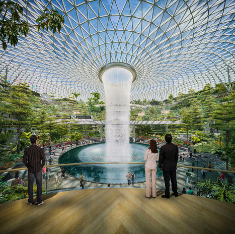 new airports coming in 2015 - from building to environment   News from Italy about Design & 3D Graphic   Scoop.it