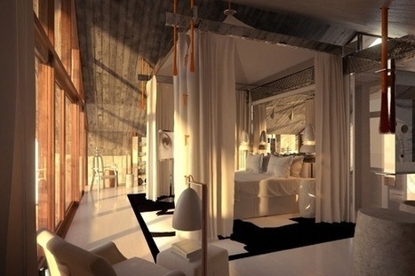 Philippe Starck Will Take The Stairs To Bali In 2014 | LE MURAT | Scoop.it