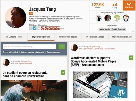Web marketing Bordeaux:La veille dans le vignoble - Jacques Tang | Vins & gourmandises | Scoop.it