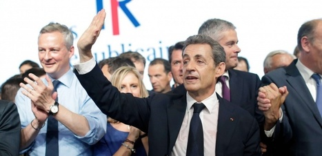 Hollande peut-il encore empêcher la victoire de Sarkozy en 2017? | Requiem pour un con | Scoop.it