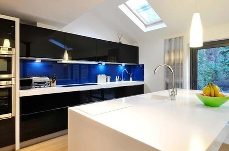 Cheap Splashback installation in Perth for Bathroom and Kitchen | TNQ GLASS | Aluminium Products | Scoop.it