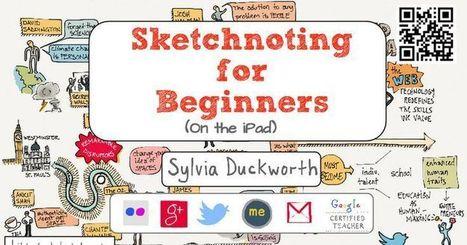 Sketchnoting Fans: Paper 53 Built a Sketchnote Community | Graphic Facilitation and Sketchnoting | Scoop.it