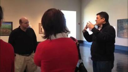 Habla Espanol? Alexandria Museum of Art features Spanish-language tours - Alexandria Town Talk | La perdida de la lengua | Scoop.it