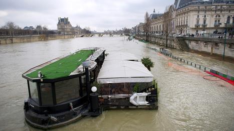 Paris va simuler une « crue du siècle » de la Seine en mars | Planete DDurable | Scoop.it