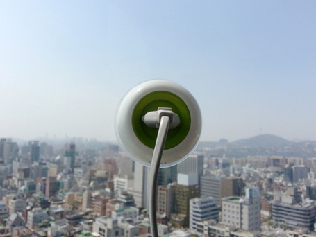 Window Socket – Solar Energy Powered Socket by Kyuho Song & Boa Oh » Yanko Design | Kreativ Innovation | Scoop.it