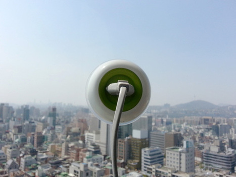 Window Socket – Solar Energy Powered Socket by Kyuho Song & Boa Oh » Yanko Design | Geek strategy | Scoop.it