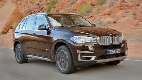 BMW reveals new RWD X5 - BBC Top Gear | BMW Updates | Scoop.it