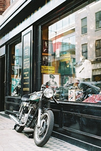 Vespamore Photography | Classic Motorbike | Scoop.it