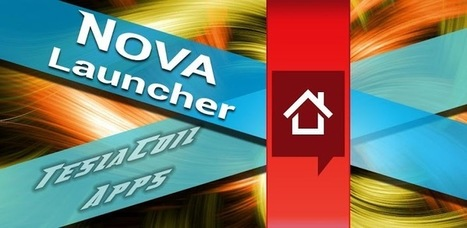 Nova Launcher - Applications Android sur Google Play | Best of Android | Scoop.it