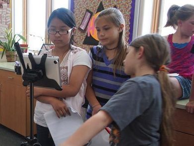 5 Apps for Making Movies on Mobile Devices - Edutopia | BeBetter | Scoop.it