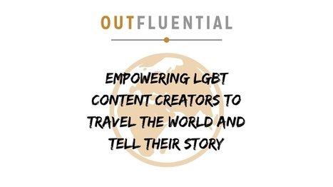 Outfluential Kickstarter Campaign - Want to help LGBT bloggers and YouTubers? | LGBT Online Media, Marketing and Advertising | Scoop.it