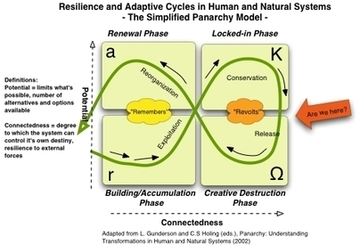 Panarchy: The Adaptive Cycle of Complex Systems | Trends, directions, future... | Scoop.it