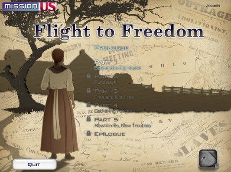 Best Websites and Games for U.S. History and Civics | Social Studies: The Core | Scoop.it