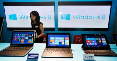 China Bans Windows 8 on Government Computers | Disruptive Innovation | Scoop.it