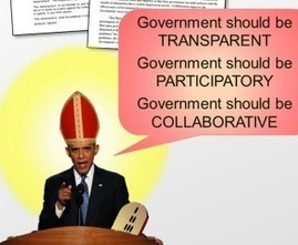 Open Government beyond open data and transparency | The ... | Open Government Data #OGD | Scoop.it