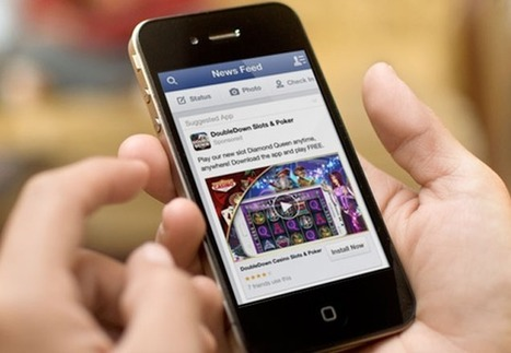 Facebook Says Video Posts Have Increased 75% Globally Per Person | MarketingHits | Scoop.it