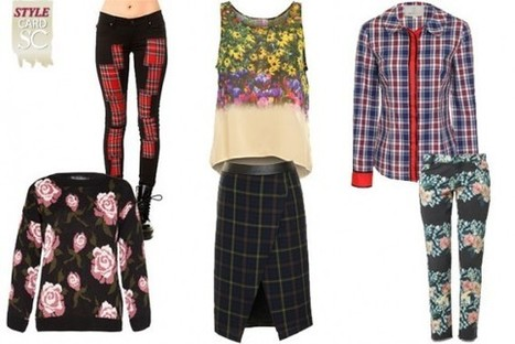Trends: Clashing Prints | StyleCard Fashion Portal | StyleCard Fashion | Scoop.it