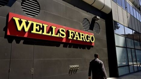 US bank Wells Fargo fined $185m for opening illegal accounts - BBC News | AUSTERITY & OPPRESSION SUPPORTERS  VS THE PROGRESSION Of The REST OF US | Scoop.it