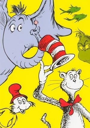 Dr. Seuss   Seussville.com   Simply beautiful   Scoop.it
