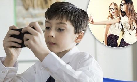 Over HALF of children under 10 have a mobile phone | Kickin' Kickers | Scoop.it