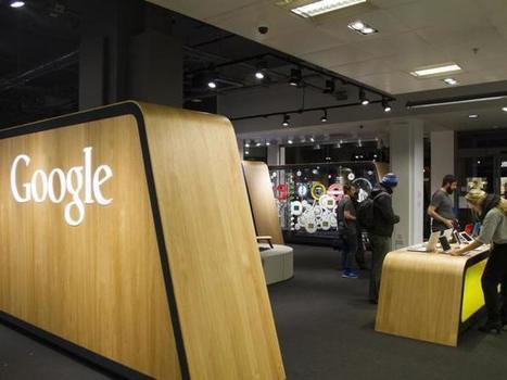 Google ouvre son premier magasin à Londres et sort une application pour le visiter avec le Google Cardboard - GoGlasses | Digital News in France | Scoop.it