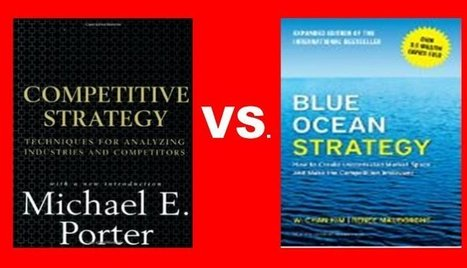 Porter's Five Forces VS. Blue Ocean: Which One Is Relevant? | Cissoko Mamady | LinkedIn | Human Resources Management | Scoop.it