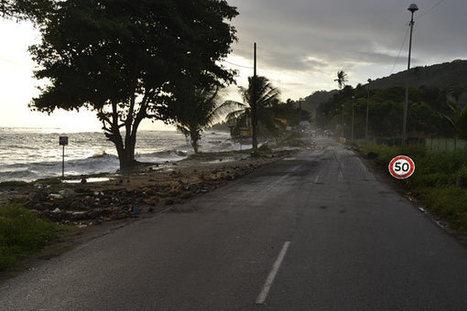 Houle : Rémire-Montjoly obtient l'état de catastrophe naturelle.   La Guyane   Scoop.it