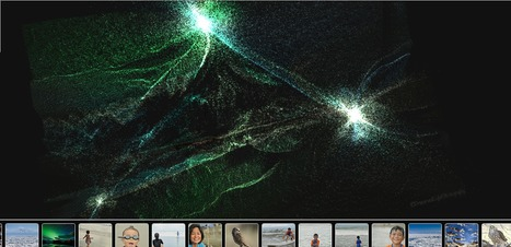 Facebook Photos Particles | Amazing HTML5 | Scoop.it