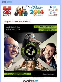 Happy #WorldRadioDay 2014 !! Such A Powerful Theater of Mind | Radio Hacktive (Fr-Es-En) | Scoop.it