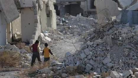Al 389 Syrische kinderen gedood door sluipschutters | yassine | Scoop.it