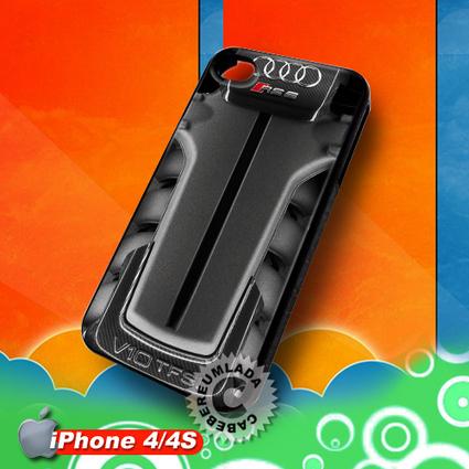 Audi Car Engine iPhone 4 4S Case for sale | Customizable Smart Phone Cases | Scoop.it