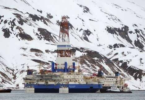 Coast Guard Blames Shell Risk-Taking in Kulluk Rig Accident | GMOs & FOOD, WATER & SOIL MATTERS | Scoop.it