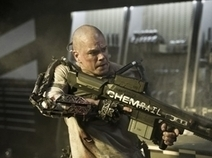 Matt Damon parla di Elysium | JIMIPARADISE! | Scoop.it