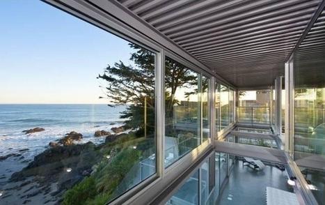 6525 Point Lechuza Drive In Malibu | Take Sunset | Beautiful Beach Houses | Scoop.it
