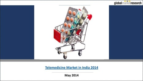 Telemedicine Market Research Reports in India | Research On Global Markets | Scoop.it